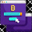 Bitcoin Encryption Bitcoin Security Bitcoin Icon