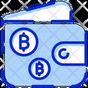 Bitcoin Equivalent Wallet Bitcoin Wallet Icon