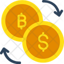 Coins Cryptocurrency Market Bitcoin Market Icon