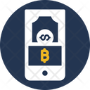Bitcoin Exchange Bitcoin Trading Cryptocurrency Exchange Icon