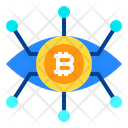 Eye Technology Bitcoin Icon