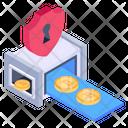 Bitcoin Factory Icon