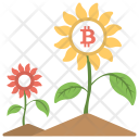 Farm Mining Process Icon
