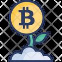 Bitcoin Farm Quadraphonic Icon