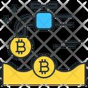 Bitcoin Faucet Faucet Bitcoin Icon