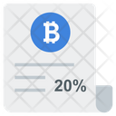 Bitcoin File Icon