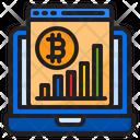 Bitcoin Financial Bitcoin Financial Icon
