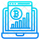 Bitcoin Financial Icon