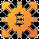 Bitcoin Flow Bitcoin Affiliate Icon