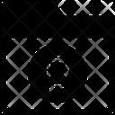 Bitcoin Folder Finance Form Icon