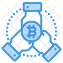 Bitcoin Funds Icon