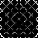 Bitcoin Gateway Gateway Crypto Icon