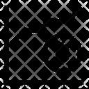 Chart Graph Bitcoin Icon