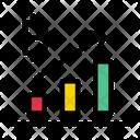 Graph Bitcoin Chart Icon