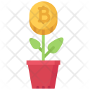 Start Up Plant Icon