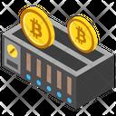 Bitcoin Hardware Icon