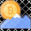 Bitcoin High Icon