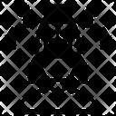 Bitcoin Ico Icon
