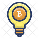 Bitcoin Idea Icon