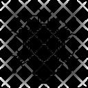 Bitcoin Security Idea Icon