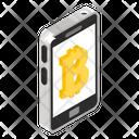 Bitcoin Account Online Bitcoin Mobile Btc Icon