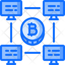 Pool Network Bitcoin Icon