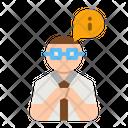 Bitcoin Instructor Icon