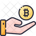 Invest Investment Trust Bitcoin Icon