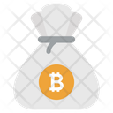 Bitcoin Investment Bitcoin Savings Money Savings Icon