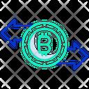 Investment Bitcoin Bitcoin Investment Bitcoin Icon