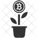 Money Bitcoin Digital Icon