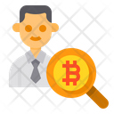 Bitcoin Investment Icon