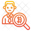 Bitcoin Investment Bitcoin Investment Icon