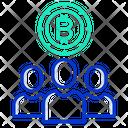 Investors Bitcoin Bitcoin Investors Investors Icon