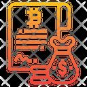 Bitcoin Ledger Bitcoin Ledger Icon