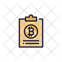 Bitcoin Legal Icon