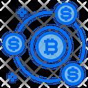 Link Bitcoin Icon