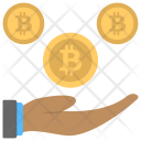 Loan Lender Blockchain Icon