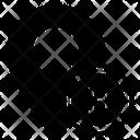 Bitcoin Location Btc Pointer Bitcoin Pin Icon
