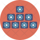 Bitcoin Blockchain Crypto Icon