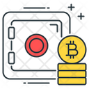 Secure Bitcoin Bitcoin Storage Bitcoin Icon