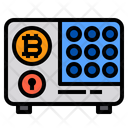 Savetybox Bitcoin Icon