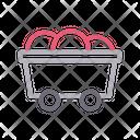 Bitcoin Mine Icon