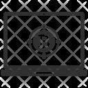 Mining Laptop Target Icon