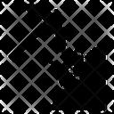 Bitcoin Mining Blockchain Mining Exploring Bitcoin Icon