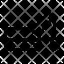 Bitcoin Crane Crypto Icon
