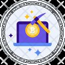 Mining Rig Bitcoin Mining Mining Icon
