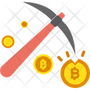 Bitcoin Mining Bitcoin Payments Process Bitcoin Transaction Process Icon