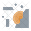 Bitcoin Mining Mining Cryptocurrency Icon