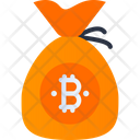 Coin Bag Bitcoin Money Bag Money Bag Icon
